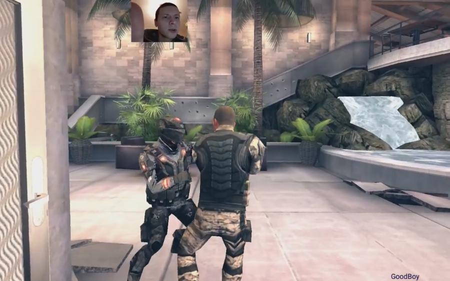 Скачать игры на андроид modern combat 3