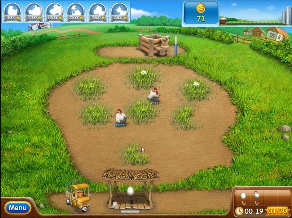 Игра молочная ферма играть онлайн