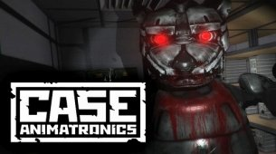 CASE: Animatronics - Ужасы