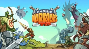 Tower Defense Crush: Empire Warriors TD