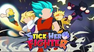 Stick Hero Fighter - Warriors Dragon